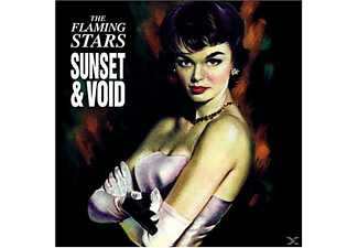 The Flaming Stars - Sunset & Void - (CD)