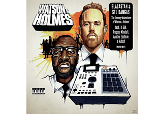 Blacastan & Stu Bangas - The Uncanny Adventures Of Watson & Holmes - (CD)