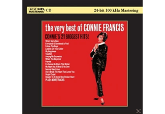 Connie Francis - The Very Best Of [CD]