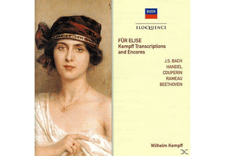 * - Fur Elise Kempf Transcriptions & Encores - (CD)