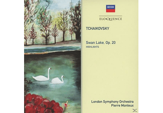 Pierre & London Symphony Orchestra Monteux - Schwanensee (Highlights) [CD]