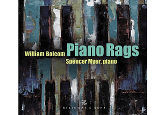 Spencer Myer - Piano Rags - (CD)