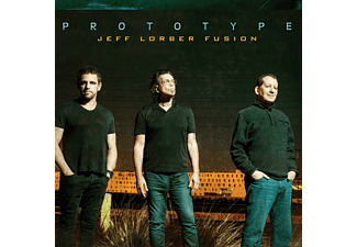 Jeff Fusion Lorber - Prototype - (CD)