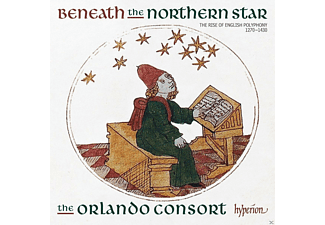 Orlando Consort - BENEATH THE NORTHERN STAR-ENGL.POLYPHONY AB 1270 - (CD)