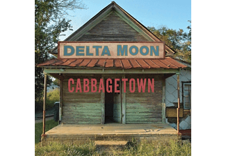 Delta Moon - Cabbagetown - (CD)
