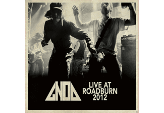 Gnod - Live At Roadburn 2012 - (LP + Bonus-CD)