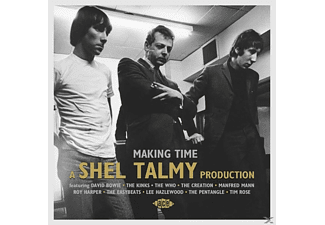 VARIOUS - Making Time-A Shel Talmy Production - (CD)