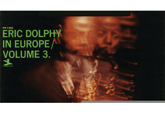 Eric Dolphy - IN EUROPE 3 - (CD)