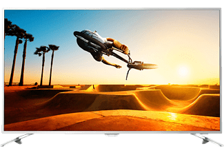 PHILIPS 49PUS7272 LED TV (Flat, 49 Zoll, UHD 4K, SMART TV, Android TV)