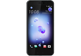 HTC U11, Smartphone, 64 GB, 5.5 Zoll, Ice White, LTE