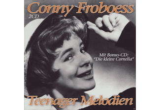 Conny Froboess - Teenager Melodien - (CD)