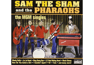 Sam The Sham & The Pharaohs - The Mgm Singles - (CD)