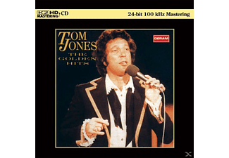 Tom Jones - The Golden Hits-24bit-100khz Mastering K2hd - (CD)