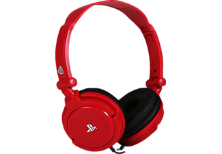 A4T Stereo Gaming Headset PS4/PSVita PRO4-10 Rot, Gaming Headset, 1.2 m