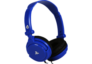 A4T Stereo Gaming Headset PS4/PSVita PRO4-10 Blau, Gaming Headset, 1.2 m
