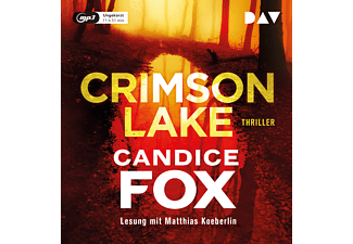 Crimson Lake - 1 MP3-CD - Krimi/Thriller