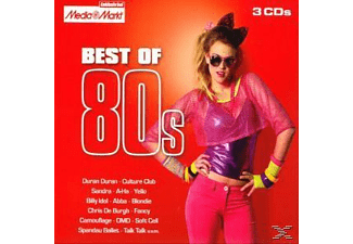 VARIOUS - Best Of 80s (Media Markt Exklusiv) [CD]