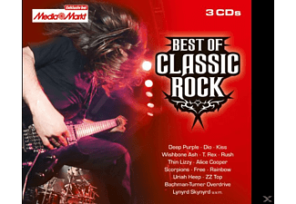 VARIOUS - Best Of Classic Rock (Media Markt Exklusiv) [CD]