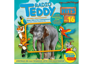 VARIOUS - Radio Teddy Hits Vol.16 - (CD)