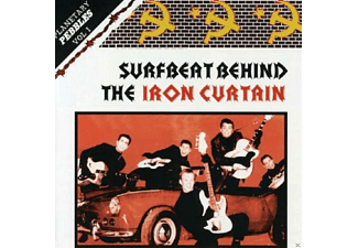 VARIOUS - Surfbeat From Behind The Iron Curtain Vol.1 [CD]