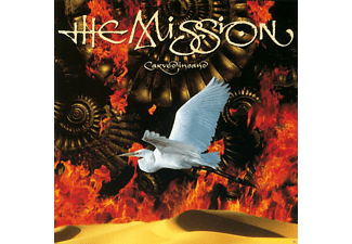 The Mission - Carved In Sand - (Vinyl)