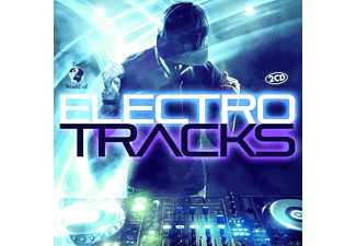 VARIOUS - ELECTRO TRACKS - (CD)