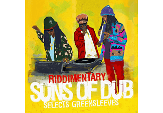 VARIOUS - Riddimentary-Suns Of Dub Selects Greensleeves - (CD)