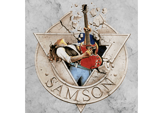 Samson - The Polydor Years - (CD)