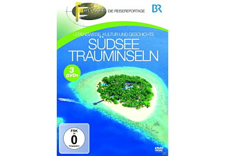 Südsee Trauminseln - (DVD)