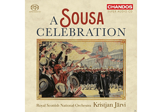 Royal Scottish National Orchestra, Kristjan Järvi - A Sousa Celebration - (SACD Hybrid)