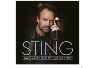 Sting - The Complete Studio Collection  (LTD 16-LP Box) - (Vinyl)