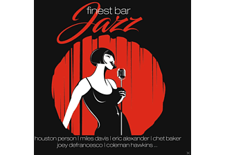 VARIOUS - Finest Bar Jazz - (CD)