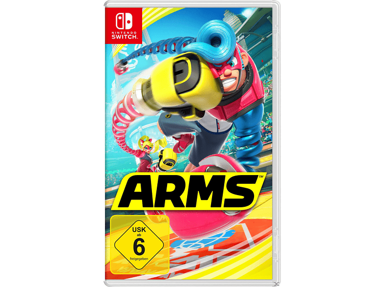 [Bild: ARMS-%5BNintendo-Switch%5D]