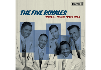 The Five Royales - Tell The Truth - (Vinyl)