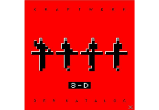Kraftwerk - 3-D The Catalogue (Del.Album Box-English Language) - (CD)