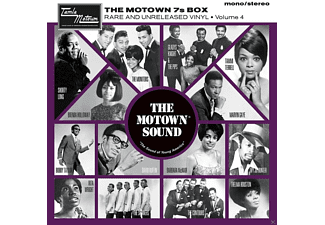 VARIOUS - THE MOTOWN 7S BOX VOL.4 (LTD.EDT.) - (Vinyl)