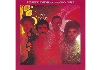 Chick Corea & Return To Forever - NO MYSTERY - (CD)