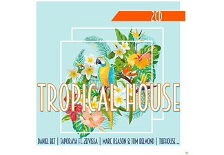 VARIOUS - TROPICAL HOUSE - (CD)