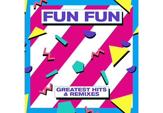 Fun Fun - GREATEST HITS & REMIXES - (CD)