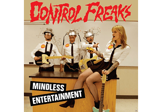 Control Freaks - MINDLESS ENTERTAINMENT - (Vinyl)