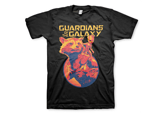 Guardians of the Galaxy Vol. 2 T-Shirt Rocket & Groot L