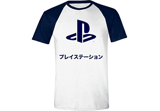 Sony Playstation T-Sgirt FC Club Japanese Logo L
