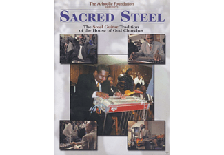 VARIOUS - Sacred Steel - (CD)