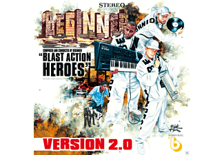 Absolute Beginner - Blast Action Heroes (Version 2.0) [CD]