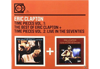 Eric Clapton - Time Pieces Vol. 1/2 [CD]