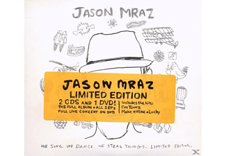 Jason Mraz - We Sing. We Dance. We Steal Things [DVD]