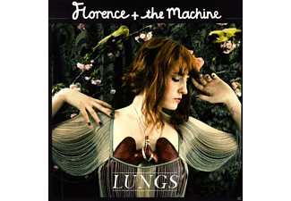 Florence + The Machine - Lungs (Vinyl) - (Vinyl)