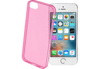 CELLULAR LINE 38208, Apple, Backcover, iPhone 5, iPhone 5s, iPhone SE, TPU, Pink