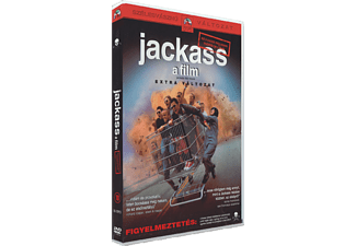 Jackass - a film (DVD)