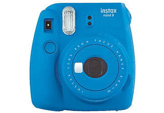 fuji sofortbildkamera instax mini 9 blau mediamarkt. Black Bedroom Furniture Sets. Home Design Ideas